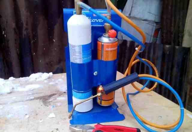 газ для сварки
