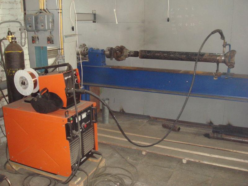 сварочный полуавтомат для работы в защитных газах