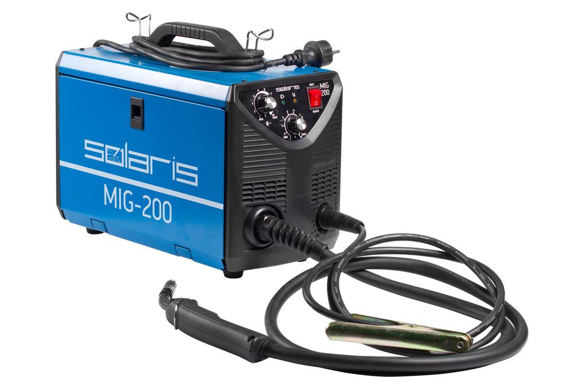 Сварочный аппарат SOLARIS MIG 200