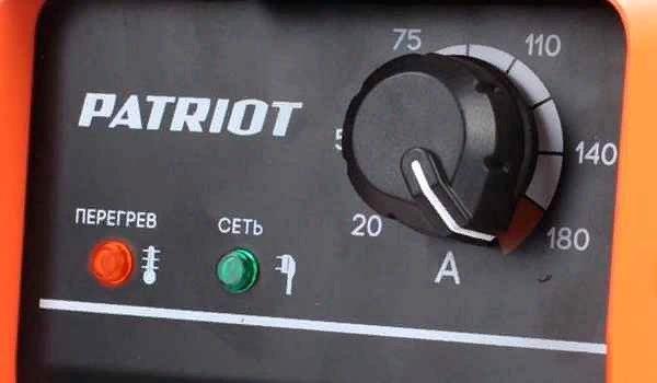 кнопка включения инвентора