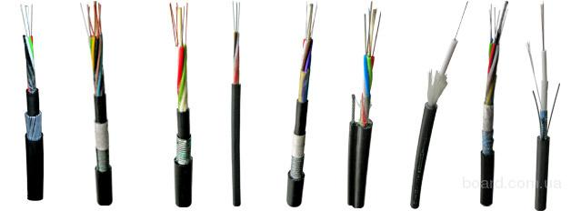 оптоволоконные кабеля