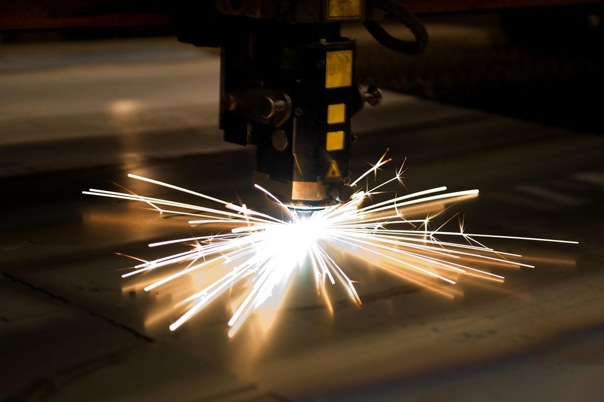 Лазерная сварка металла