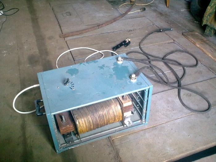 сварочный аппарат для контактного сваривания