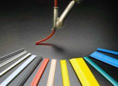 прутки для сварки пластмассы