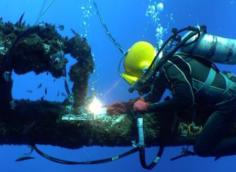 подводная сварка
