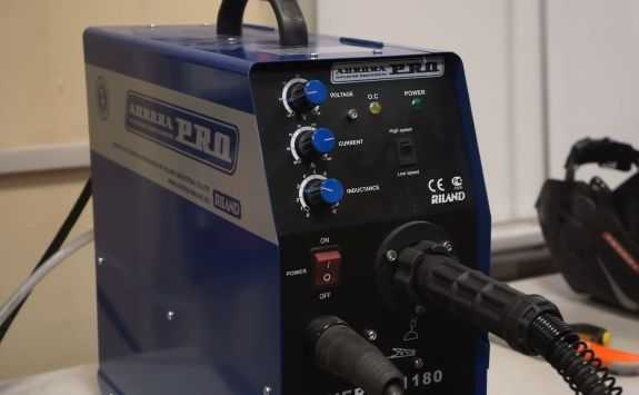сварочный аппарат аврора оверман