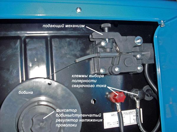 схема работы сварочного автомата