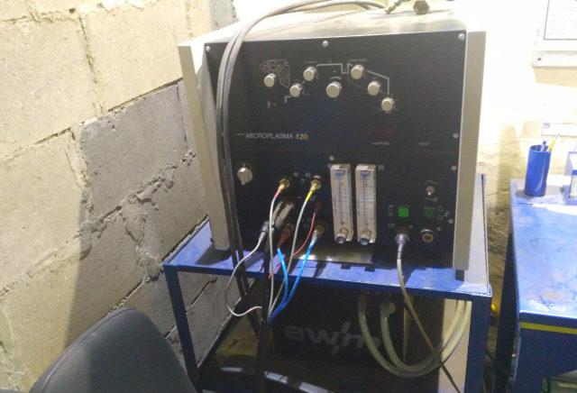 Микроплазменный аппарат