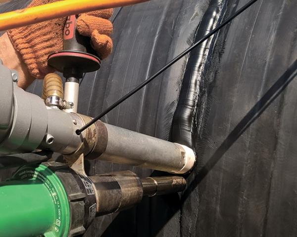 сварка газовых труб