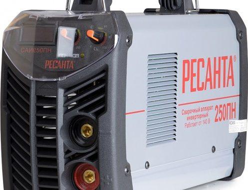 Сварочный аппарат марки Ресанта САИ 250