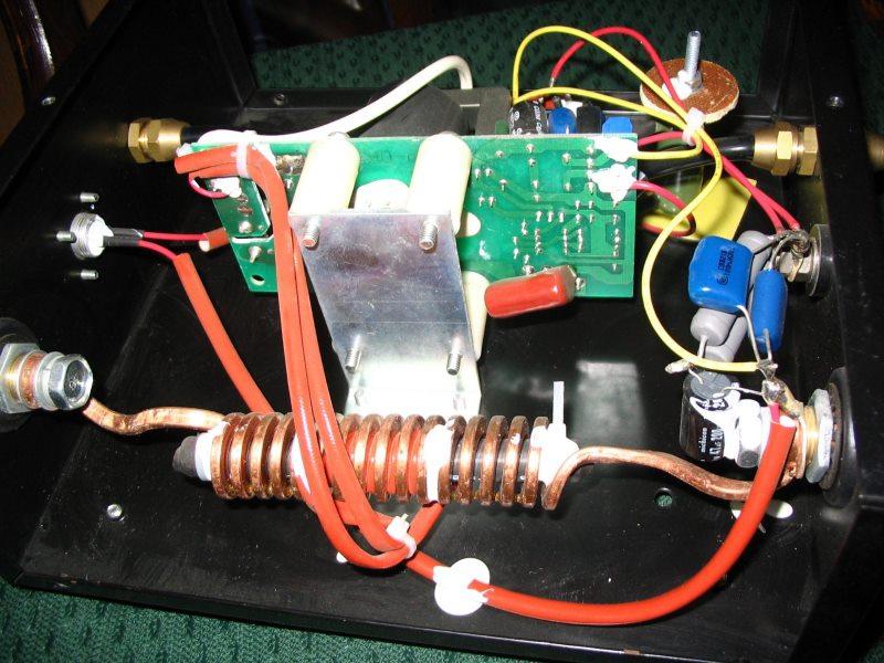 Сбор осциллятора для сварочного аппарата своими руками (инструкция, схема, применение)