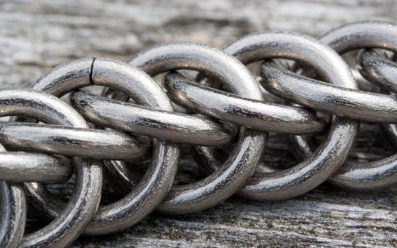 титановая цепь