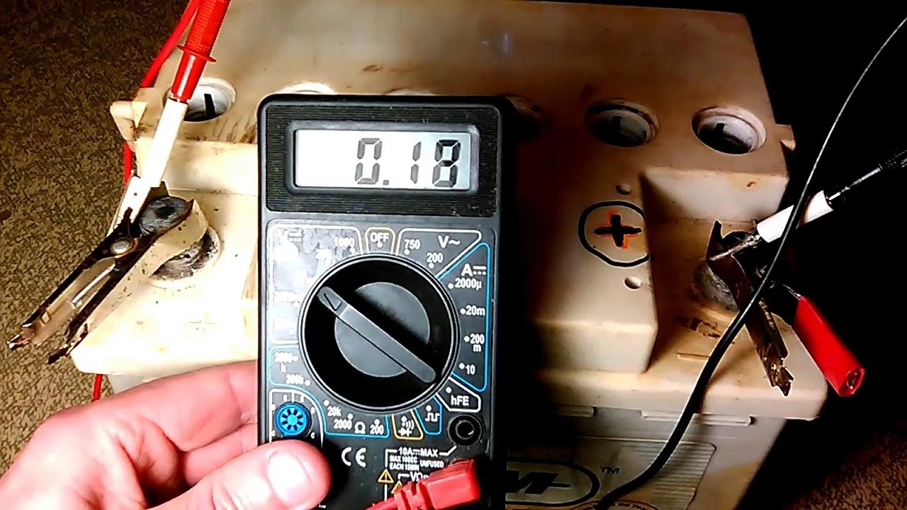 измерение показателей сварочного аппарата