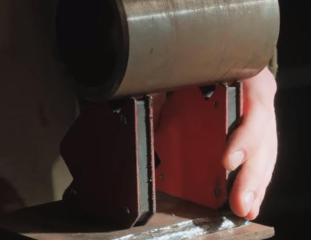 Применение магнитов в сварочных работах